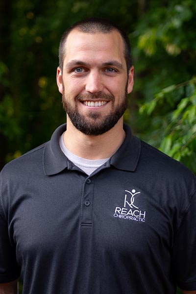 Meet Dr. John Sparagna at Reach Chiropractic in Kennesaw