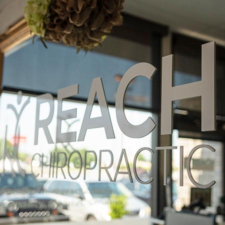 Office tour at Reach Chiropractic in Kennesaw