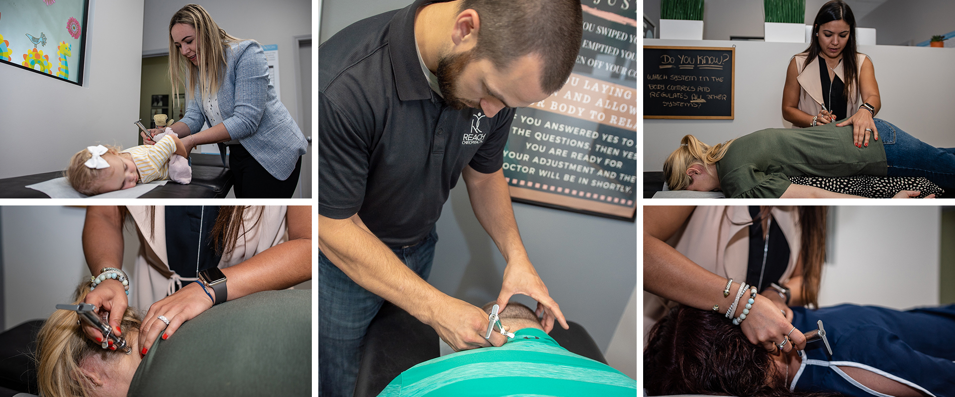 TRT Technique at Reach Chiropractic in Kennesaw