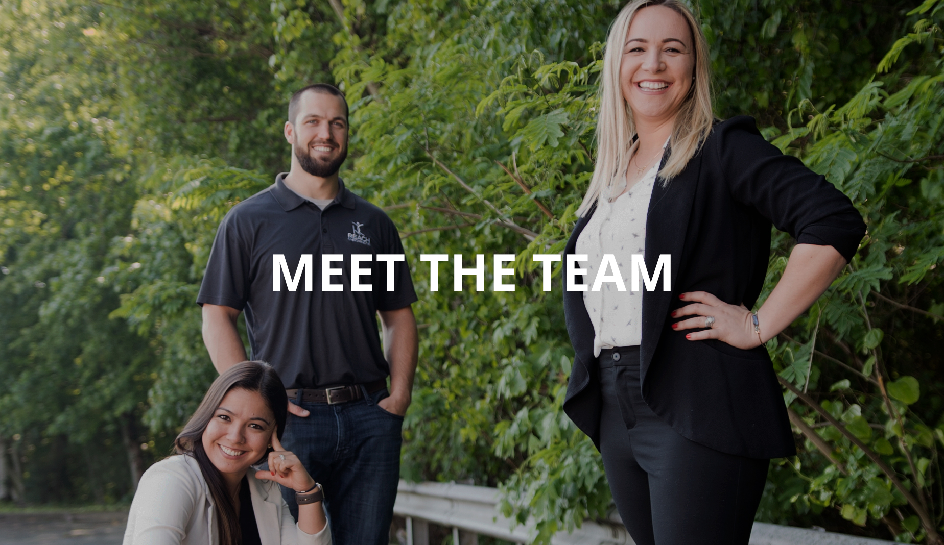 Meet the team at Reach Chiropractic in Kennesaw