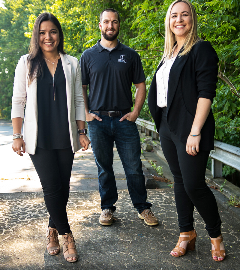 Meet the Reach Chiropractic team